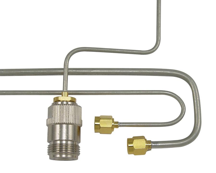 Cablu semirigid